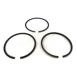 Original OEM Made in Japan Piston Ring Set 13010-ZE1-014 pour Honda GX140 5HP 63MM Tondeuse à gazon Trimmer Engine
