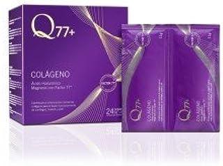 comprar comparacion Q77+ COLÁGENO | Comprimidos de Colágeno con Magnesio, Ácido Hialurónico, Zinc, Factor 77 y Vitaminas A, C y K | Suplemento...