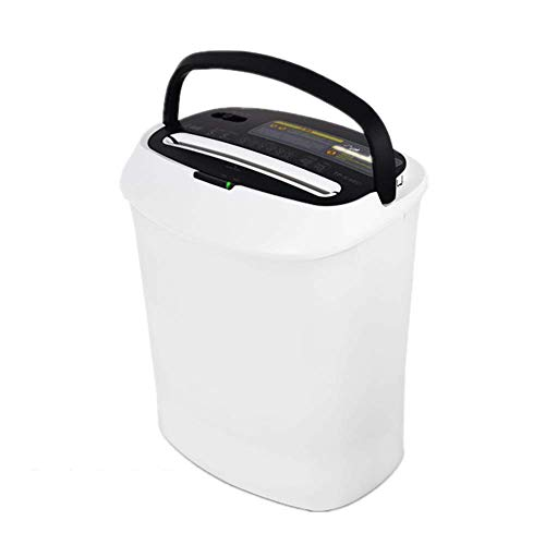 Why Should You Buy Cross-Cut Paper Shredder,Continuous Duty,Mini Electric Portable File Shredder,Exc...
