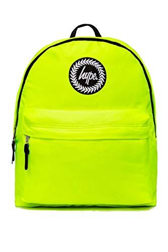 Hype Green Neon 18L Rucksack, Grün