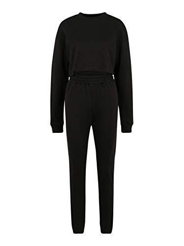 Missguided (Tall) Damen Jumpsuit schwarz 16 (XXL)