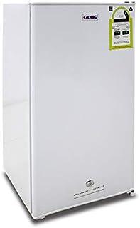 KMC KMF-95H Compact Refrigerator, 95 Litre Capacity, White