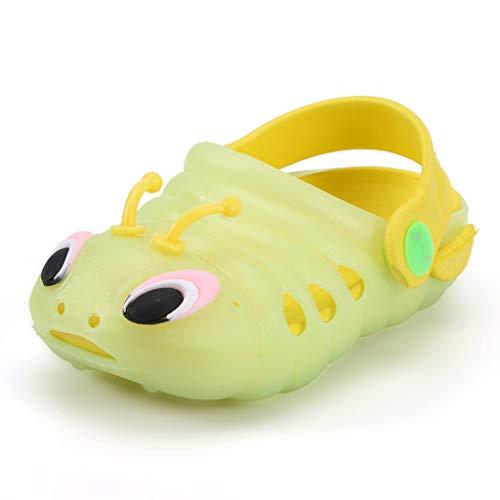 Sandalias niña niño Verano Riou Linda de Dibujos Animados Playa Sandalias Zapatillas Flip Zapatos Antideslizante Bebe Chicos Chicas Zapatos Calzado