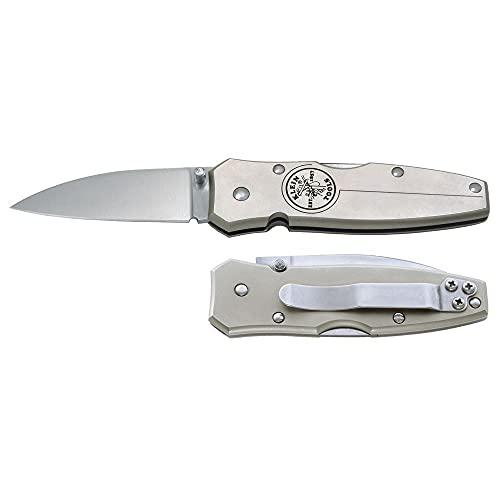 Klein Tools Faca de bloqueio leve 44001 de 5,3 cm (2-1/2 polegada)