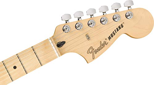 Fender Mustang - Maple Fingerboard - Sonic Blue