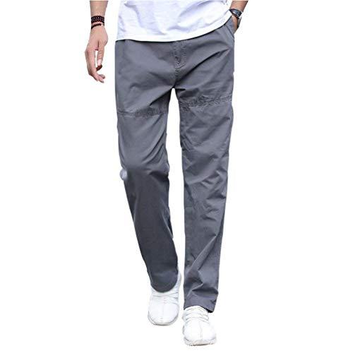 HaiDean Herenbroek Cargo jogging werkbroek veiligheidsbroek broek broek broek modern nonchalant werkbeschermende kleding