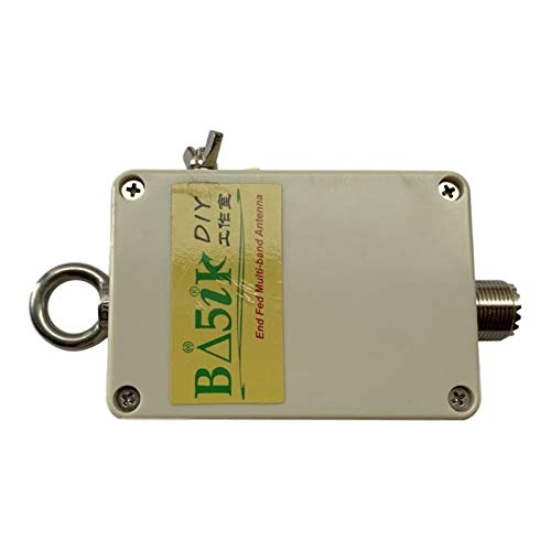 #N/A/a 1:49-49:1 Balun per HF a Onde Corte a Bande 5-35MHZ Antenna a Mezza Onda alimentata a estremità balun 100W Pep per radioamatori