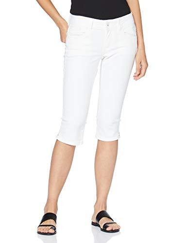 Pepe Jeans Damen Bermuda, Blau (Denim 000), 32W