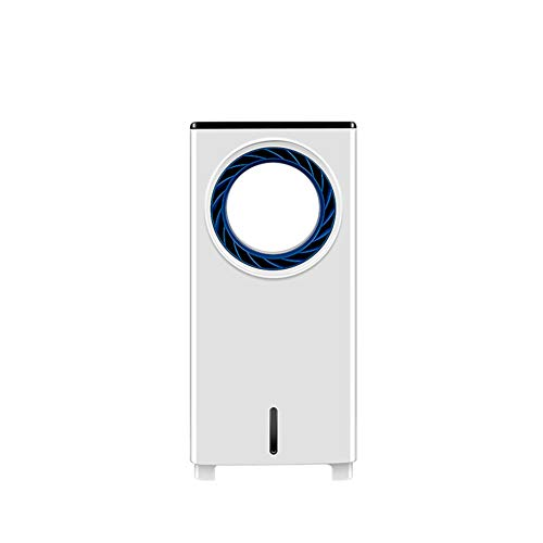 Klimagerät Turmventilator Tragbare Mobile Klimaanlage Verdunstungskühler Haushaltsgeräte Kaltluftventilator Fernbedienung Zeitliche Koordinierung Sicherheits-Design 4L Grosse Kapazität (Color : #1)