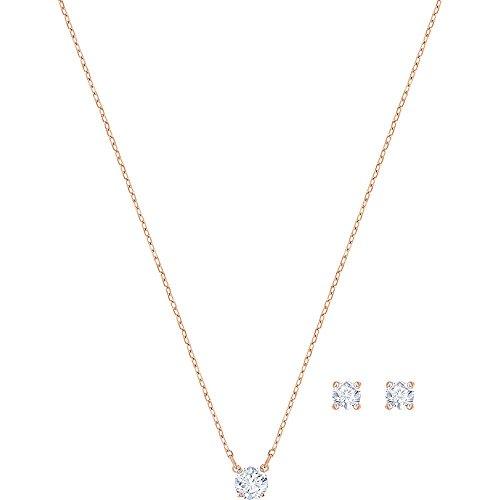 Swarovski Parure di gioielli Donna placcato_oro - 5408433