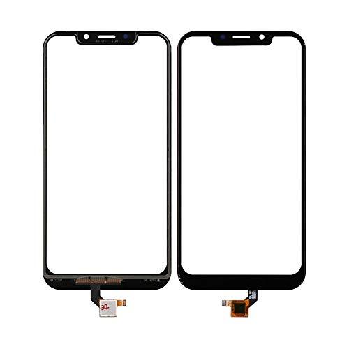 Moonbaby Nieuwe Touch Panel voor Leagoo M12(Zwart), Zwart