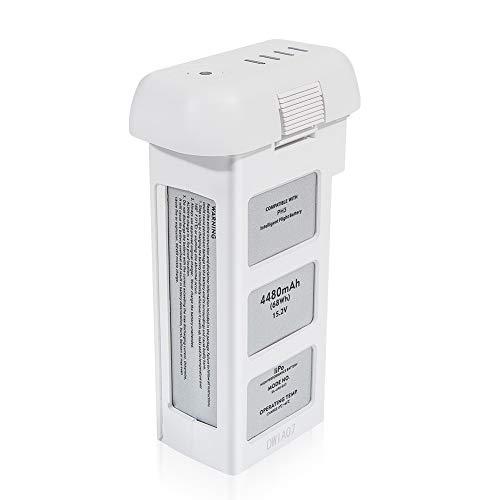 Phantom 3 Battery, Mr.Batt Intelligent Flight Battery for DJI Phantom 3 Standard,DJI Phantom 3 Pro,DJI Phantom 3 Advanced,DJI Phantom 3 4K, DJI Phantom 3 SE Drone, 15.2V 4840mAh, 1 Pack