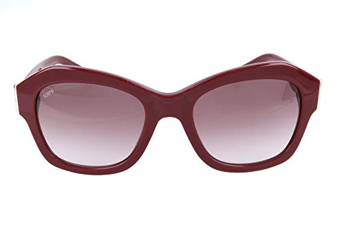 TOD'S TO0195 TOD'S SONNENBRILLE TO0195 Cateye Sonnenbrille 53, Mehrfarbig