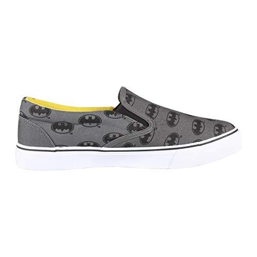 Batman Unisex-Kinder S0716514 Sneaker, Grau, 44 EU