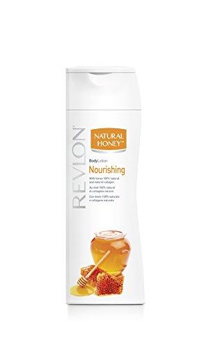 Lait corps Natural Honey Nourishing Revlon 400ml