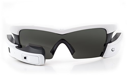 Recon Instruments Jet Sports Heads Up Display - White, One Size by Recon Instruments