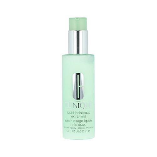 Clinique Liquid Facial Soap Extra-mild, 1er Pack (1 x 200 ml)