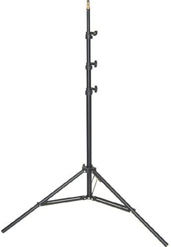 wholesale Polaroid Pro Studio high quality 8' high quality Air-Cushioned Heavy Duty Light Stand outlet sale