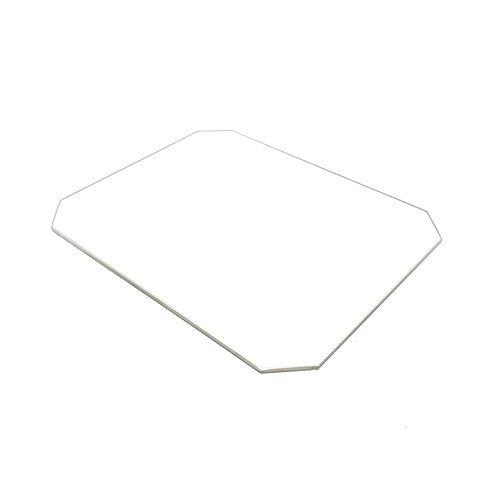 130mm X 160mm, 3mm Thick Borosilicate Glass Build Plate, Monoprice Select Mini 3D Printer
