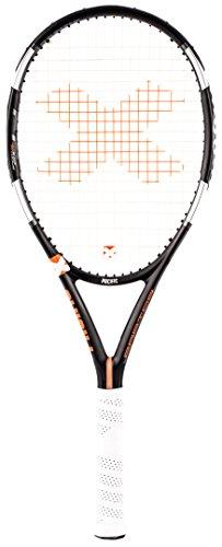 pacific BXT PC-0114-15.03.11 Raquette de Tennis avec revêtement Noir/Blanc Taille 3 : (4 3/8)