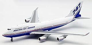 JC Wings for Boeing 747-400ER N747ER 1/200 diecast Plane Model Aircraft