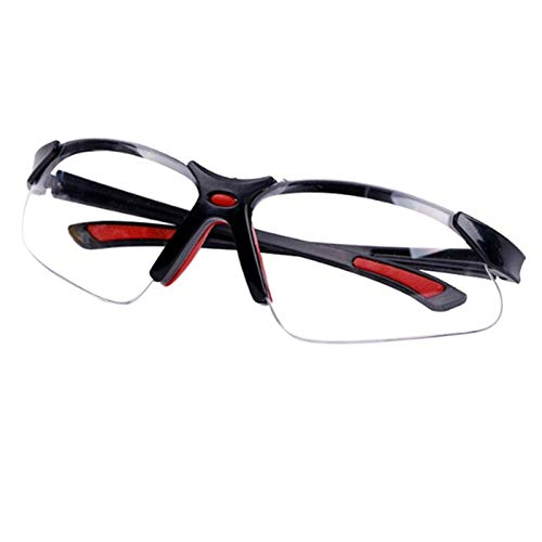 JTXQSI Ciclismo al Aire Libre Gafas Transparentes Mountain Road Bike Gafas Hombres Bicicleta A Prueba de Viento Eyewear Viajes Gafas Deportivas (Color : TP)