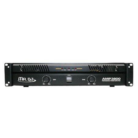 Price comparison product image Mr. Dj AMP2800 Amplifier Equipment