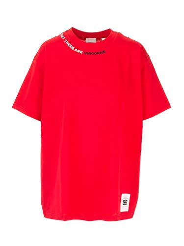 BURBERRY Luxury Fashion Damen 8029563 Rot T-Shirt |