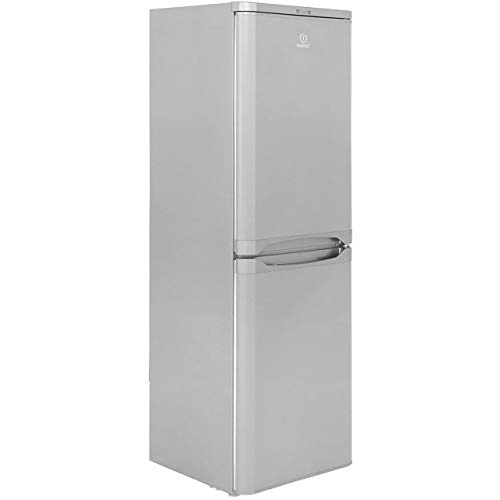 Indesit IBD5517S 50/50 Fridge Freezer - Silver