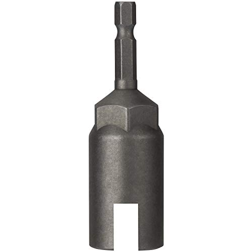 PAGOW Upgraded Large Slotted Hurricane Wingnut Driver - Wing Nut Drill Bit Socket Tool, 1/4