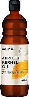 MELROSE Apricot Kernel Oil, 500 ml