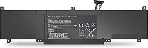 C31N1339 0B200-00930000 3ICP7/55/90 Laptop Batterie Ersatz für Asus ZenBook UX303UB UX303LN Q302L Q302LA Q302LG UX303 UX303L UX303LA UX303LN UX303LB UX303LNB UX303UA Q302LA-BHI3T09 (11.31V 50Wh)