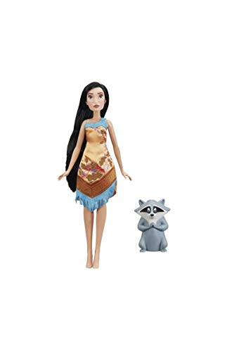 Hasbro Disney Prinzessin Geheime Farbenpracht Puppe Pocahontas