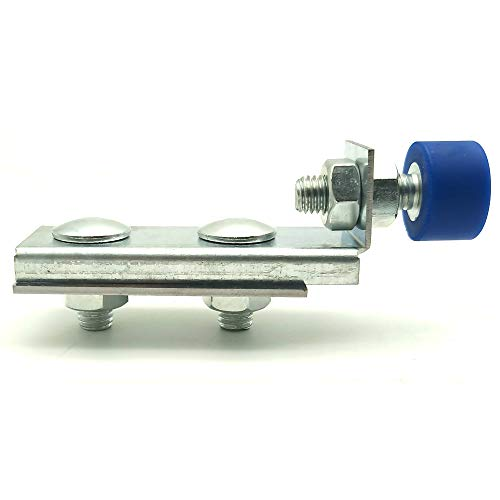 RHKING 4 Wheel Trolley Assembly Trolley Roller Stable Welding for 1-5//8 Wide and All 1-5//8 or Taller Strut Channel