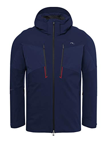 KJUS Herren Skijacke Evolve Jacket blau (51) 48