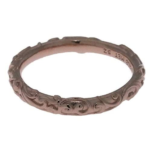 PANDORA Regal Beauty Rose Gold Ring