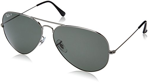Ray-Ban Aviator Large Metal RB3025 C62 004/58 Polarisierende Sonnenbrillen