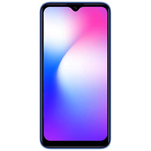KXD D58 - Smartphone libre 4G (6,22 pulgadas), pantalla HD + Waterdrop Display 4000 mAh, cámara dual de 13 MP + 5 MP, 32 GB ROM (128 GB), ampliable, Android 9.0 Dual SIM, color azul
