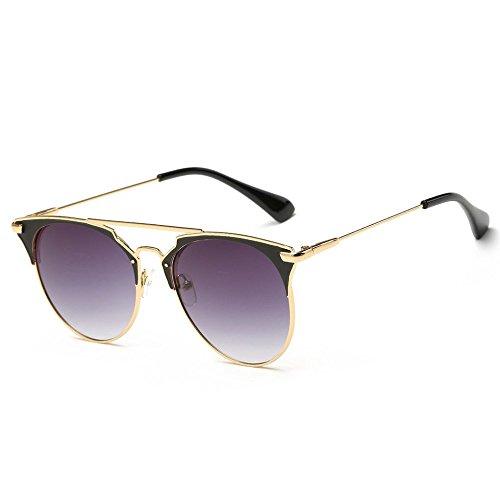 YANKAN Sonnenbrillen Männer Damen Mode der 80er Jahre Retro-Stil UV400 Schutz Beider Geschlechter