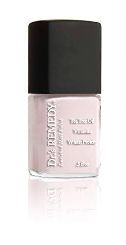 Dr.'s Remedy Enriched Nail Polish, Promising Pink, 0.5 Fluid Ounce
