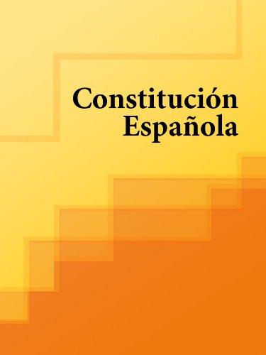 Constitución Española (Spanish) eBook: Los libros de derecho: Amazon.es: Tienda Kindle