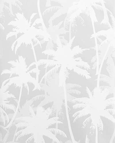 Kenay Home Bioko Wallpaper Papel Pintado, Gris, 0,53x10m(AnchoxLargo)