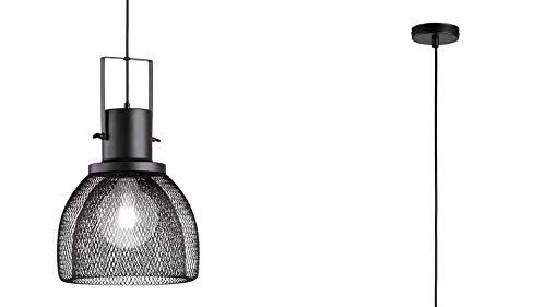 loxomo - lámpara de suspensión de metal en forma de cesta, Ø...