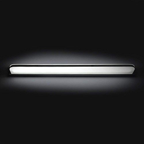 Wandverlichting acryl badkamerlamp wc make-up lamp energiezuinig prijs Advantagepride S mist aluminium waterdicht + acryl wandlamp