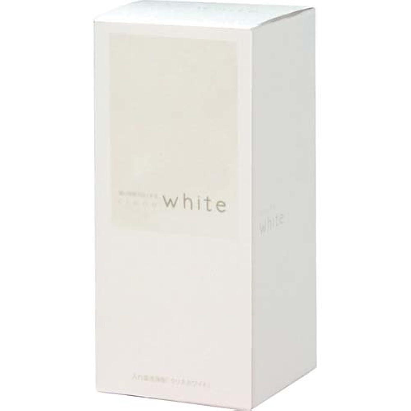 共役団結する破壊的短い時間で白くする 強力入れ歯洗浄剤 クリネホワイト