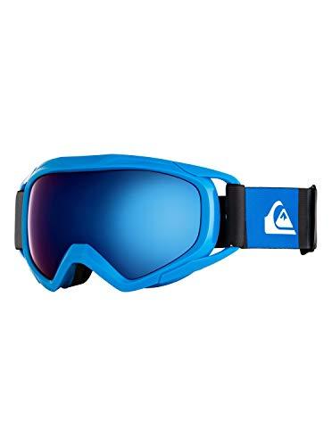 Quiksilver Jungen Snowboard-/Skibrille Eagle 2.0 - Snowboard-/Skibrille für Jungen 8-14, Lyons Cruzing, 1SZ, EQBTG03011