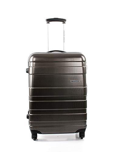 Trolley Rigido 67 cm 4 Ruote | American Tourister Pasadena | 76A304-Black Gold