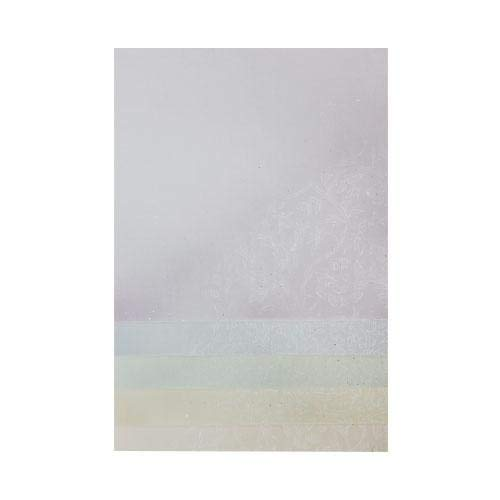 料紙 清湖 細字 5色セット 全懐紙 10枚 AG83-3