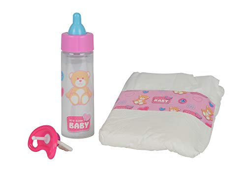 Simba 105562487 - New Born Baby First Nursing babyflessen set