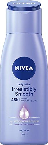 NIVEA Irresistibly Smooth Body Lotion, 75ml